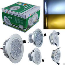 1W/3W/5W/7W/12W LED Recessed Ceiling Down Light Cabinet Fixture Lamp Fitting