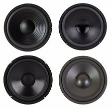 "NEW 8"" Inch TSG Studio Select Premium Speaker Subwoofer Woofer Variety *YOU PICK"