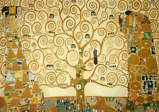 The Tree of Life by Gustav Klimt TTO01 A1 A2 A3 A4 Giant POSTER ART PRINT