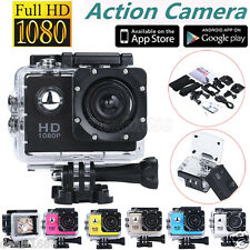 Full HD Waterproof Sports DV Camera Action Camcorder 1080P SJ5000 12MP Car Cam