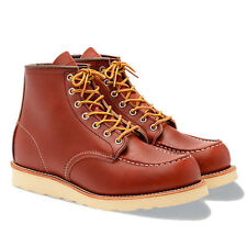 "Red Wing 6"" Classic Moc Toe Boots 9106 Copper"