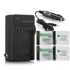 NB-5L NB5L Battery + Charger For Canon PowerShot S100 SX200 SX210 IS SX230 HS