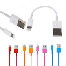 New Short USB Charger Data Sync Lightning Cable Cord For iPhone6 6plus 5S iPod