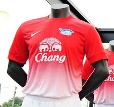 Authentic Nike Chonburi FC Thailand Football Soccer Jersey Away 2013 - 2014 Thai
