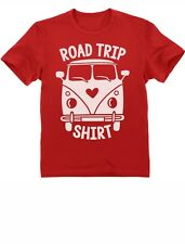Road Trip Shirt Funny Camper Camping Gift Cute Toddler/Infant Kids T-Shirt