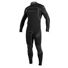 ONEILL Psycho One BZ 5/4 FSW Wetsuit 2017 Blk/Grp Oneill Surfing Wetsuits