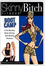 SKINNY BITCH FITNESS - BOOT CAMP (DVD)