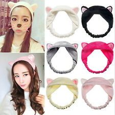 Gift Headdress Hair Girls Cute Headband Womens Cat Ears Head Band New Party Hot