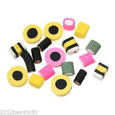 Wholesale Mixed Polymer Clay Geometrical Shape Charm Beads