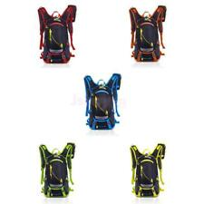 5 Color 18L Cover Waterproof Nylon Breathable Cycling Bicycle Shoulder Backpacks