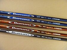 New Mitsubishi Diamana Driver Shaft W/ TaylorMade R15 Adapter Choose Flex