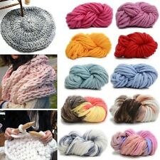 250g 16 Colors Super-thick Cotton Knitting Wool Yarn DIY Hat Scarf Sweater Yarn