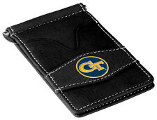 Georgia Tech Yellow Jackets Player's Leather Wallet