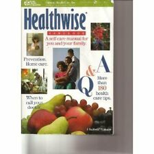 USED (VG) Healthwise Handbook: A Self-care Manual for You by donald kemper
