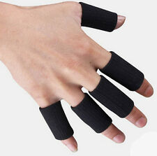 Finger Kuangmi Guard Wrap Sleeves Basketball Stretchy Arthritis 5Pcs Support