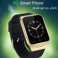 Android 4.4 Dual-Core capacitive screen watch phone/3G smart watches/WIFI GPS S8