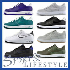 Sale Nike Air Force One 1 07 Mid High Men's Leather Sport Shoes Basketball