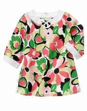 NWT Gymboree Girls Palm Beach Paradise Floral Top Size 5