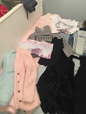 Girls Clothes Bundle Age 11-12 And 12-13 Yrs