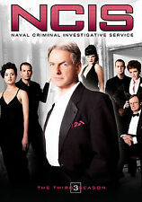 NCIS - The Complete Third Season (DVD, 2007, 6-Disc Set......BRAND NEW & SEALED!