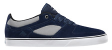 EMERICA THE HSU LOW VULC NAVY GREY MENS SKATEBOARD SHOES FREE POST AUSTRALIA