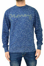 Mens Money Crew Neck Fleece Sweatshirt Jumper Pullover Graphic Top Sweater