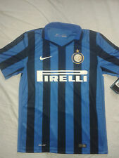 The new Nike Inter Milan home shirt edition 2015