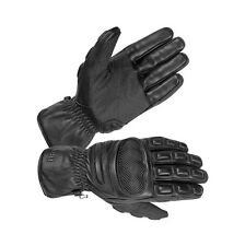 Hugger Padded Knuckle Swat Gloves Tactical Military Police Riot Gloves Airsoft