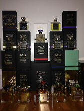 Roja Dove - 3ml, 10ml for sale - Select your fragrance and size..