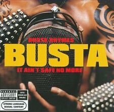 Busta Rhymes It Aint Safe No More CD