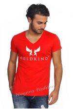 Goldkind men'S T-Shirt LOGO red - Size S / M / L