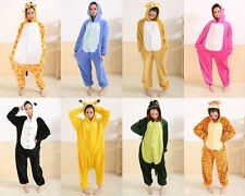 New Kigurumi Pajamas Anime Onesies Costume Cosplay unisex Adult Kids Sleepwear9
