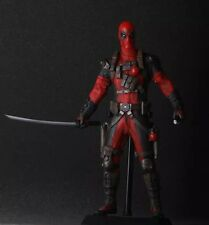"New 12"" Marvel Legends X-Men Wolverine Deadpool Action Figure Wade Wilson Model"
