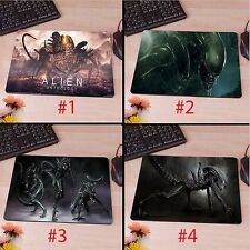 Mousepad Gaming Alien Anthology Mat for PC Laptop Optical Trackball