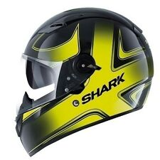 SHARK Vision-R S1 High Vision Yellow Motorcycle Road Helmet Full Face Ride