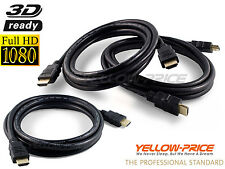 3m HDMI Cable V1.4 High Definition Speed For 3D DVD PS3 HDTV XBOX LCD HD TV AU