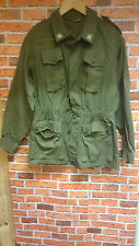 ITALIAN ARMY OLIVE GREEN JACKET | HIGHLY FASHIONABLE MILITARY CHIC