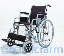CHAIR IN WHEELS LIGHT SELF-PROPELLING WHEELCHAIR FOLDABLE with wheels Removable