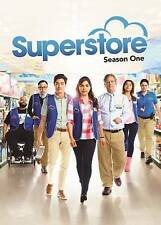 Superstore: Season One (DVD, 2016) SEALED! With Slipcover!