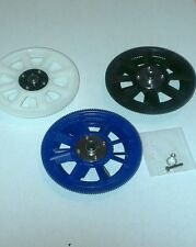 TREX 450 complete main gear set in 3 colours staight tooth and slanted.