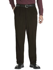 Oak Hill Waist-Relaxer Pleated Corduroy Pants Casual Male XL