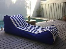 Lanii Bean Bag Chair Lounger Indoor Outdoor Sofa Garden Patio Relax Deck Pool