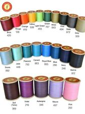 Fil au Chinois No.832 Waxed Lin Cable Leathercraft diy Linen Thread 0.43mm spool