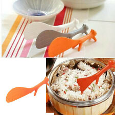 New Kitchen Squirrel Shape  Non-stick Rice Paddle Scoop Spoon Ladle Novelty