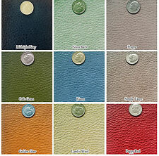 SOFT PU VINYL PLEATHER FOR BASEBALL JACKET CAR UPHOLSTERY SEATING CRAFT 137cm W