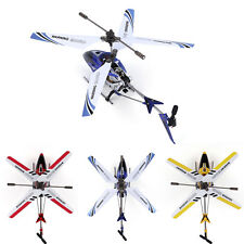 SYMA S107G 3 Channel Mini Metal Remote Control RC Helicopter Quadcopter GYRO