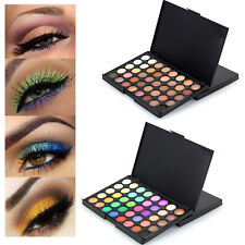 40 Colors New Pigment Matte and Shimmer Eyeshadow Palette Makeup Eye Shadow Set