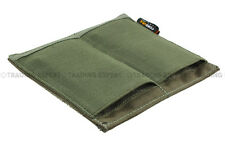 Military Cordura MOLLE Double Magazine Pouch (Assorted Color) BD2387