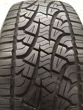 4 X 245-65-17 2456517 111T PIRELLI SCORPION ATR TYRES VERY GOOD CONDITION 80%