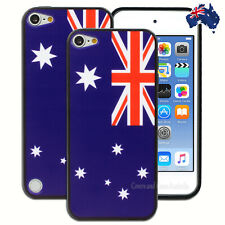Australian Flag Hard Case for Apple iPod Touch 5 5th 6 6th Gen Cover